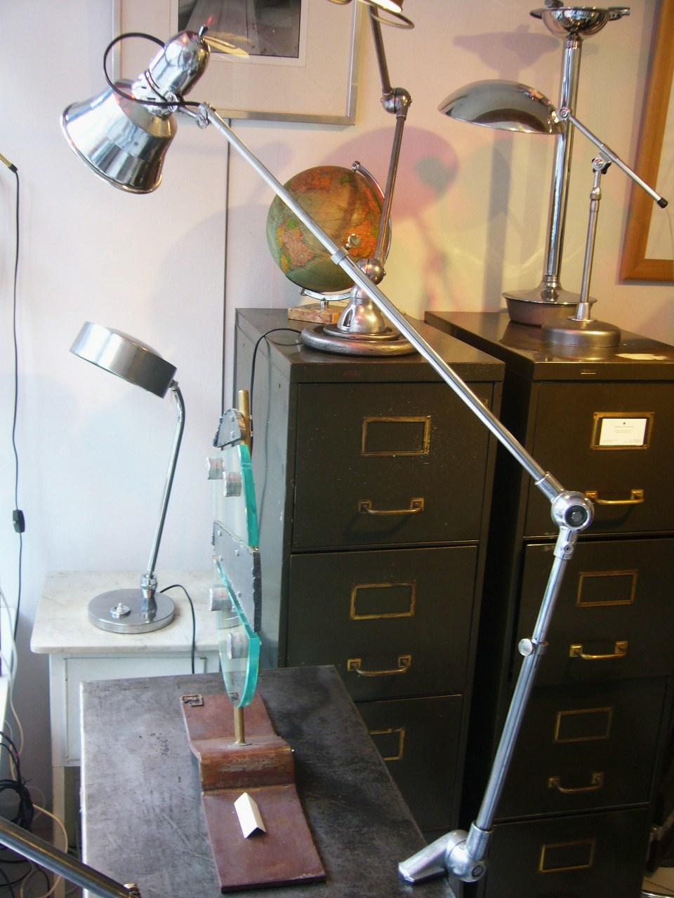 Lampe Lumina At Bertrand Legrix Antiquites Du Xxe Si Cle