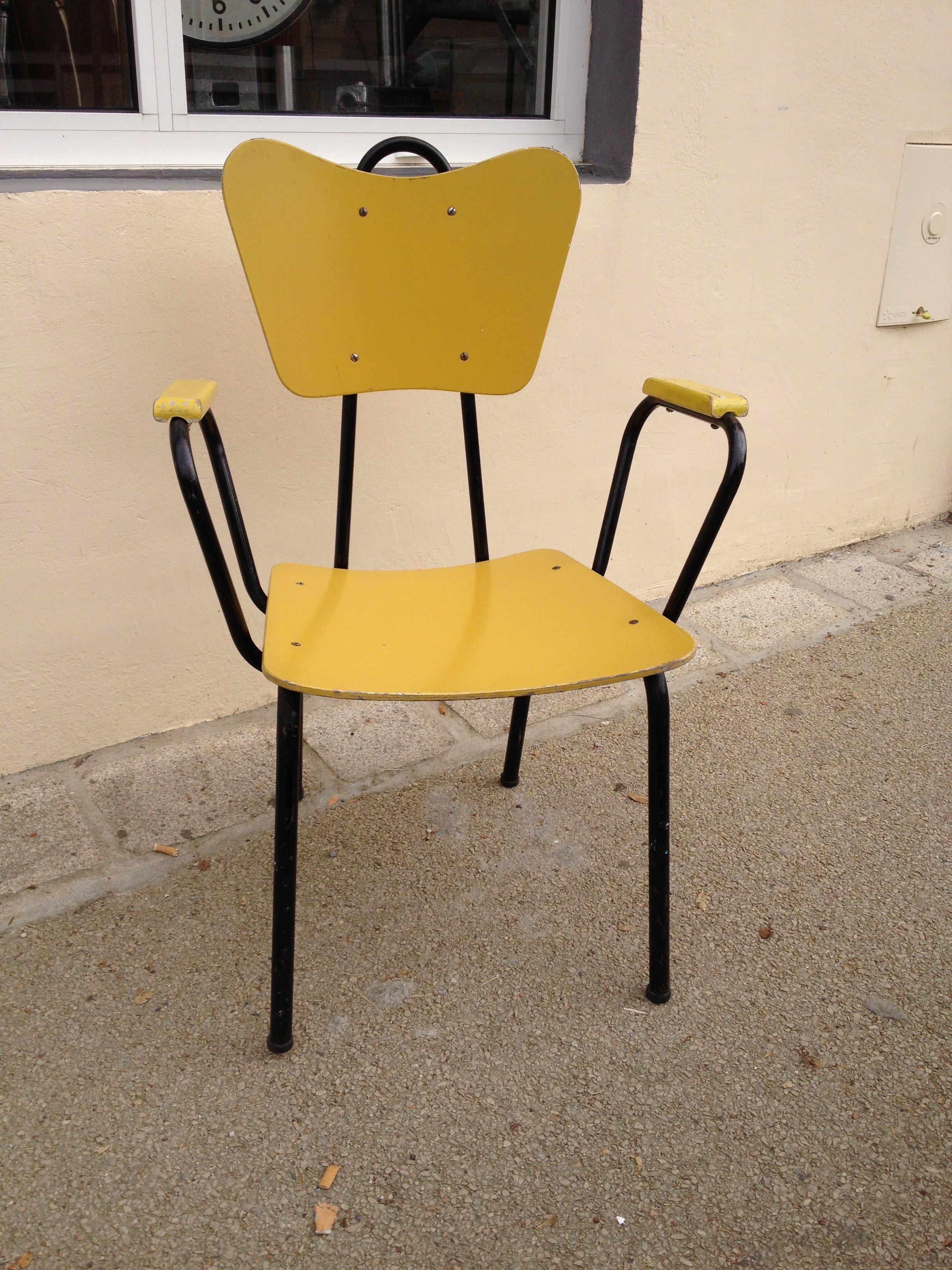 3 chaises design des ann es 50 at bertrand legrix - Chaise design annee 50 ...