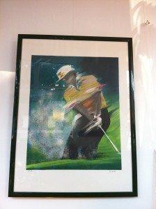 Lithographie Golfeur de Victor Spahn dans 5 DESSINS ET TABLEAUX IMG_0934-224x300